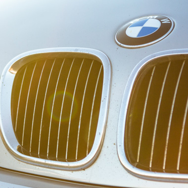BMW ZM Coupe Front Grill and Emblem