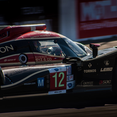 Rebellion Racing Lola B12/60 Toyota at Long Beach Grand Prix