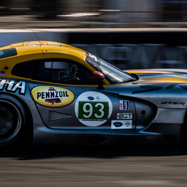 Dodge SRT Viper GTS-R at Long Beach Grand Prix