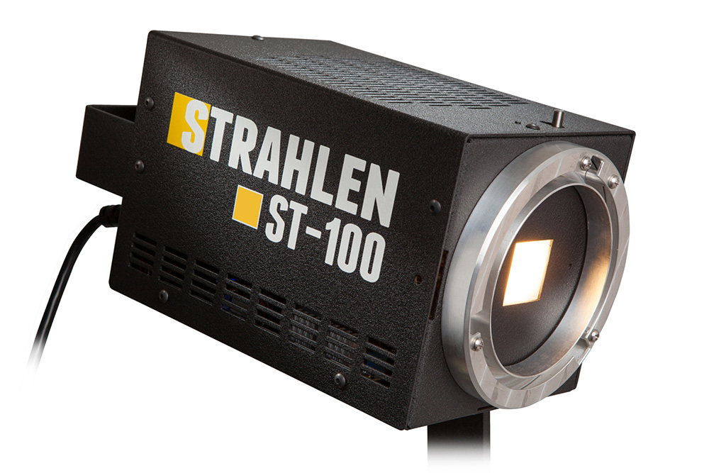 Strahlen ST-100 high powered LED light